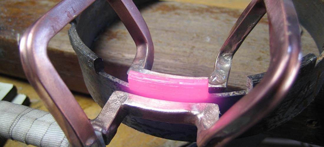 Inductief solderen 2